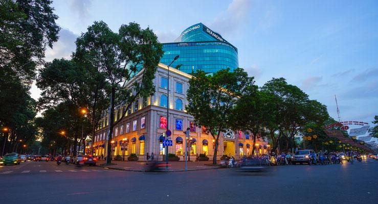 Saigon Centre Shopping Mall