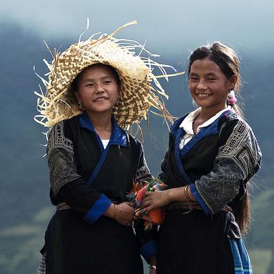 Die Region um Sa Pa ist Heimat für viele ethnische Minderheiten