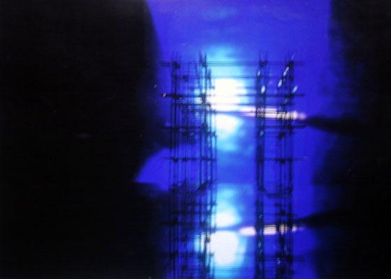 Arbeit für die Akademie der Künste Berlin 1995