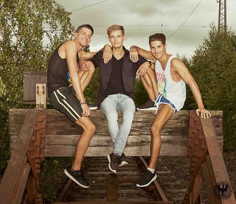 Foto: Andreas Rettschlag, Model: Niels, Janek, Berto