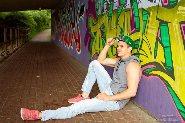 Model: Kevin - Photo: Manfred Hunger