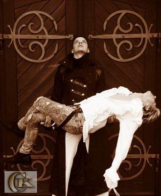 Model: Kevin & Yuri  - Photo: Claude Kolz