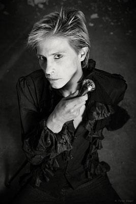 Model: Yuri - Photo: Tania