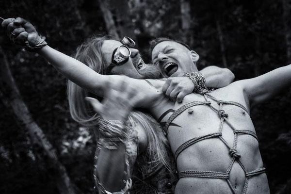 Foto: T. Siegel, Model: Brann-og-vind und Frank