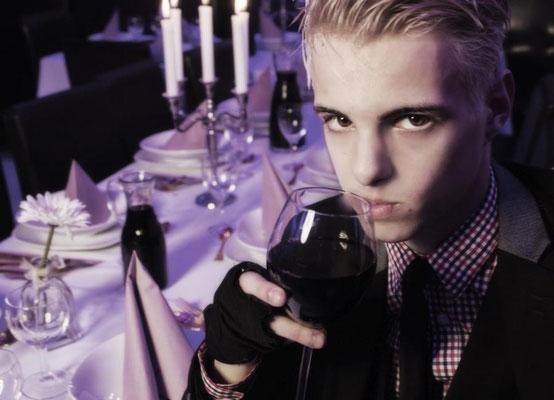 *Model* Jonas Jung -| |- *Foto* Frank Alisch