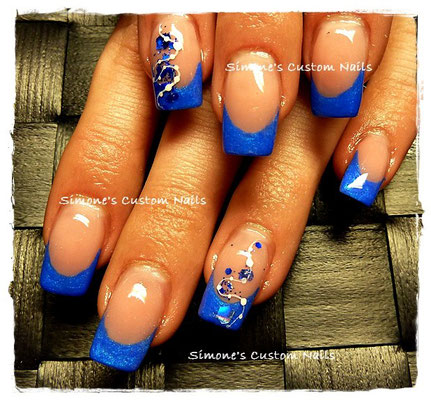 blaues French
