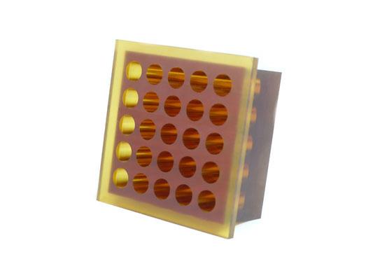 Bauteil für nukleare Sicherheit - Kleinserie - CNC - Frästeil aus PEI