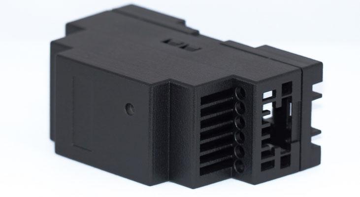 2-teiliges Gehäuse hergestellt per selektives Lasersintern