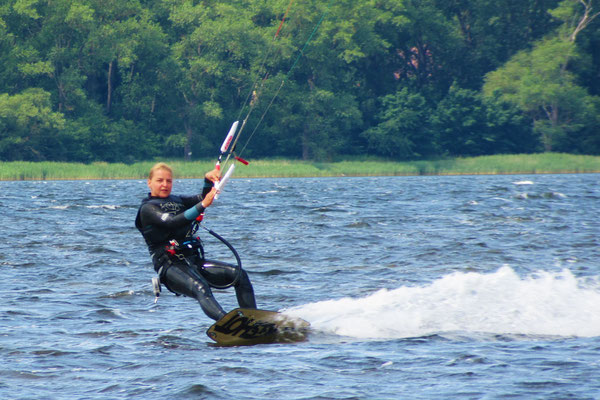 Kiten lernen Ostsee / Kiten lernen Kühlungsborn / Kitekurs Kühlungsborn / Stand Up Paddling Ostsee Rerik / SUP Ostsee