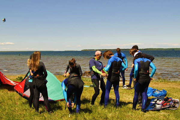 Kiten lernen Ostsee / Kiten lernen Kühlungsborn / Kitekurs Kühlungsborn / Stand Up Paddling Ostsee Rerik /SUP Ostsee