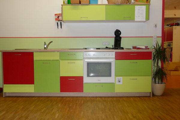 Kindergartenküche - kunterbunt für fröhliches Schaffen