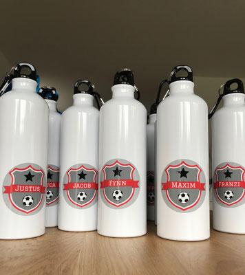 personalisierte Sticker spühlmaschinenfest für Geburtstage oder Mannschaftssport