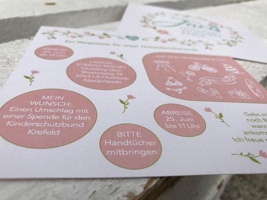 Einladungskarte Geburtstag Illustrationen