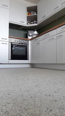 Marmorsteinteppich  Weiß
