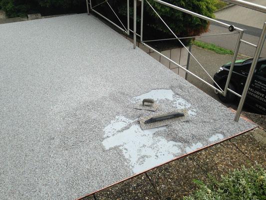 Marmorsteinteppich