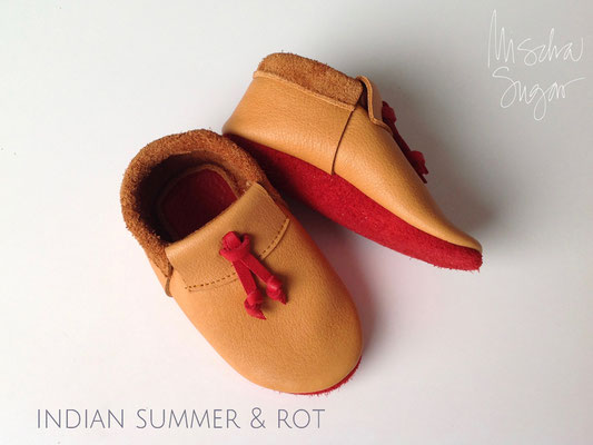 Moccs Knots in indian summer & rot