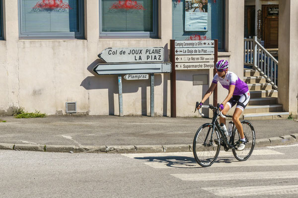 Joux Plane: let´s start the pain