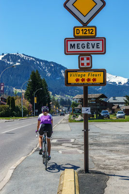Start in Megève