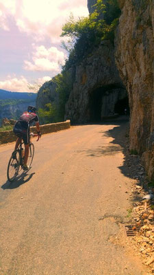 "The ""col de la machine"", pure beauty of cycling!!!!!!"