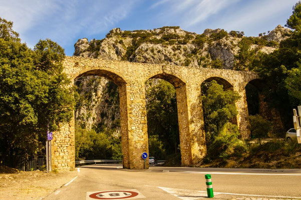 The way to sa callobra
