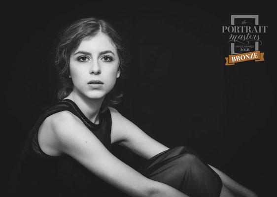Portrait Masters 2018 Bronze Award