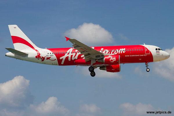 HS-ABY, A320-214, Thai Air Asia