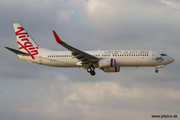 VH-YIT, B737-8FE, Virgin Australia