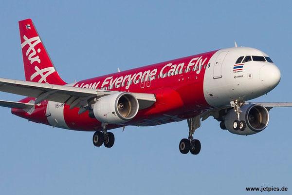 HS-ABZ, A320-216, Thai Air Asia