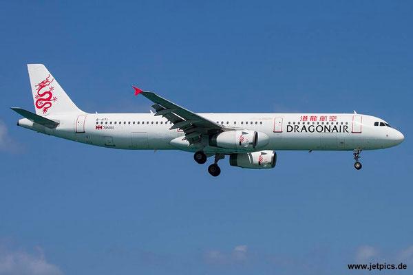B-HTI, A321-231, Dragonair
