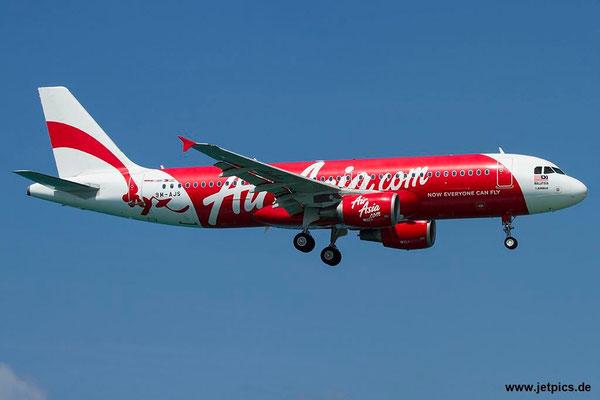 9M-AJS, A320-216, Air Asia