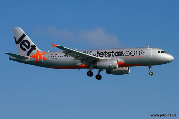 9V-JSK, A320-232, Jetstar Asia Airways