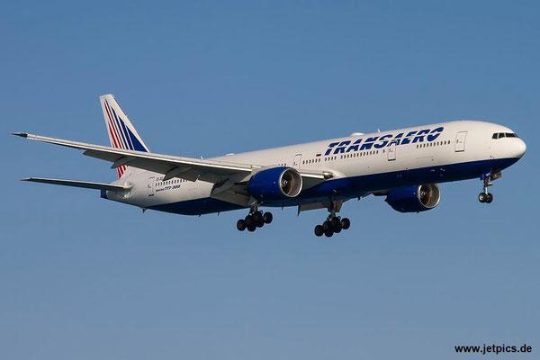 EI-XLP, B777-312, Transaero Airlines