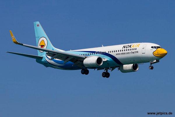 HS-DBK, B737-86J, Nok Air