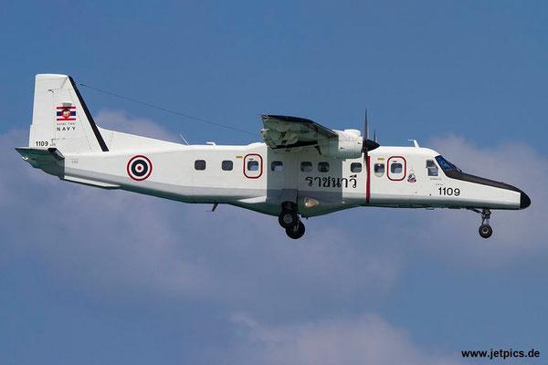 1109, Dornier Do228-212K, Royal Thai Navy