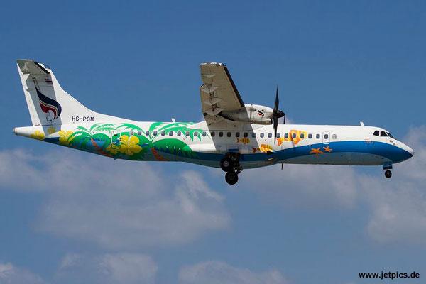 HS-PGM, ATR72-212A, Bangkok Airways