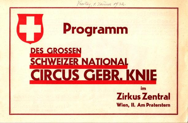Jänner 1932