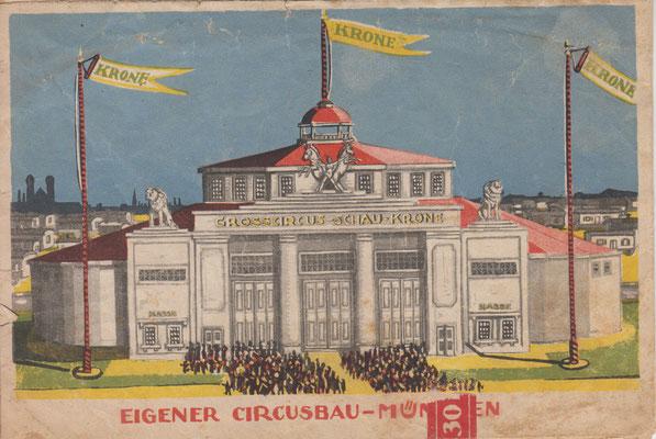 1919 - Rückseite