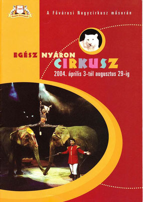 2004 Circusbau Budapest