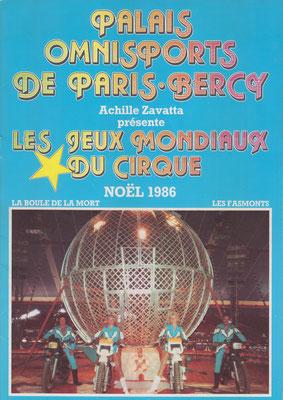 Frankreich 1986