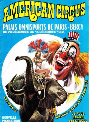 1985 / 86 Paris