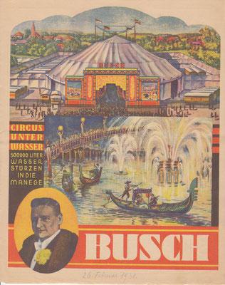 Februar 1931