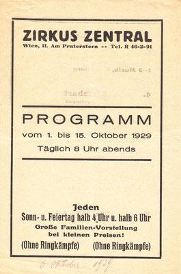 Oktober 1929