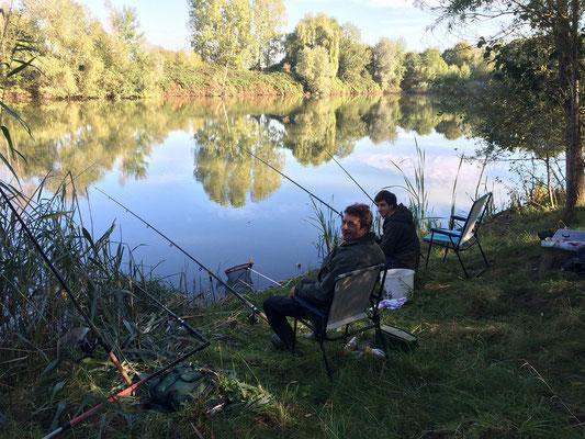 AV-Gebemm / Angelverein Erlensee / Gemeinschaftsfischen 2015