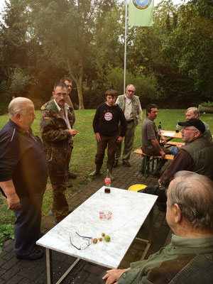 AV-Gebemm / Angelverein Erlensee / Herbstfest 2015