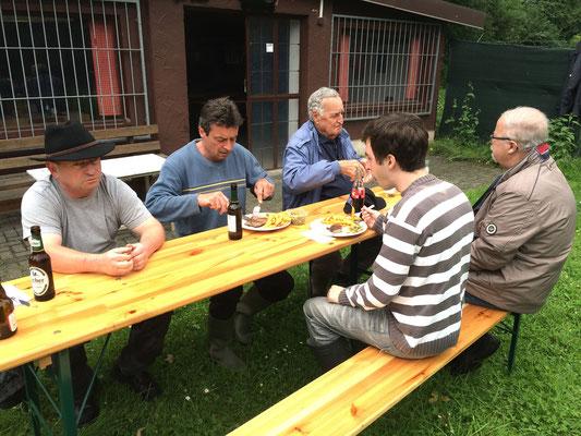 AV-Gebemm / Angelverein Erlensee / Sommerfest 2016