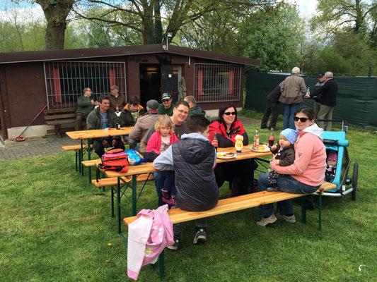AV-Gebemm / Angelverein Erlensee / Frühlingsfest 2016 an der Kinzig