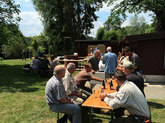AV-Gebemm Erlensee // Angelverein // Sommerfest 2014