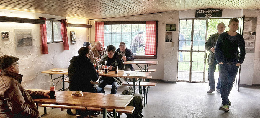 AV-Gebemm / Angelverein in Erlensee bei Hanau an der Kinzig in Hessen / Frühlingsfest 2017
