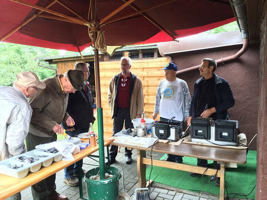 AV-Gebemm / Angelverein Erlensee / Sommerfest 2015