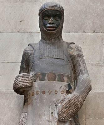 Skulptur Mauritius